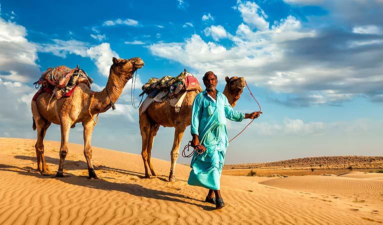 Jaisalmer with Jodhpur
