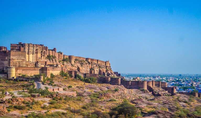 Udaipur with Jodhpur